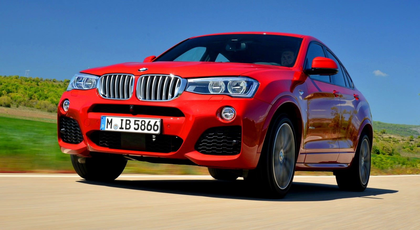 Update2 Debut Photos - 2015 BMW X4 Arriving Now to USA BMW Dealers 32