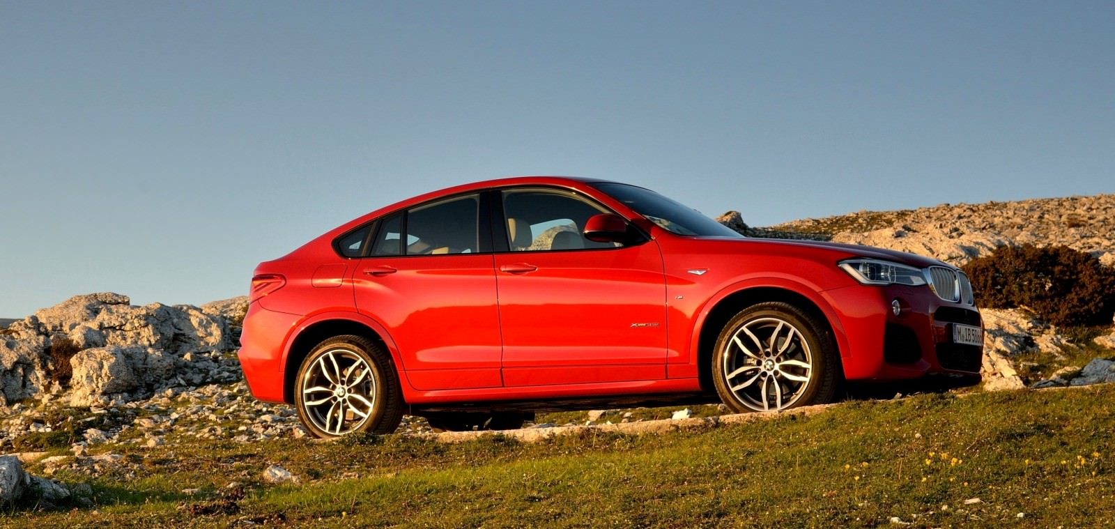 Update2 Debut Photos - 2015 BMW X4 Arriving Now to USA BMW Dealers 4