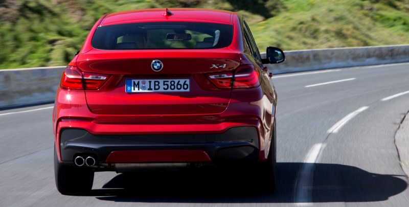 Update2 Debut Photos - 2015 BMW X4 Arriving Now to USA BMW Dealers 40