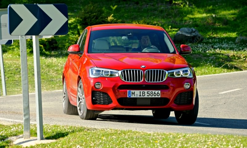 Update2 Debut Photos - 2015 BMW X4 Arriving Now to USA BMW Dealers 48