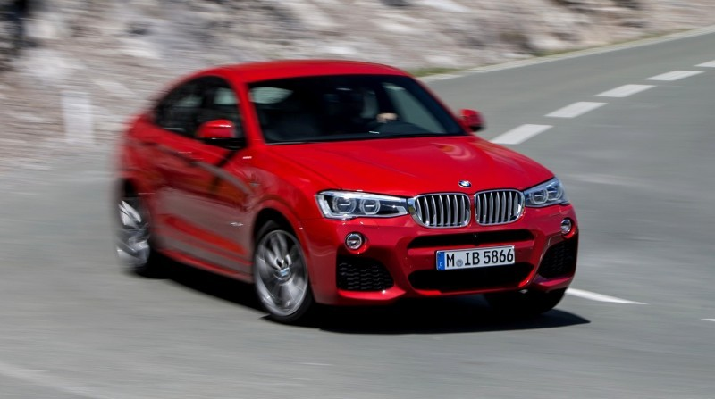 Update2 Debut Photos - 2015 BMW X4 Arriving Now to USA BMW Dealers 56