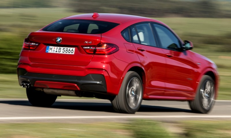 Update2 Debut Photos - 2015 BMW X4 Arriving Now to USA BMW Dealers 66