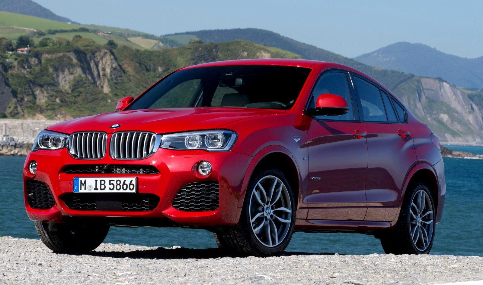 Update2 Debut Photos - 2015 BMW X4 Arriving Now to USA BMW Dealers 67