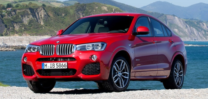 Update2 Debut Photos - 2015 BMW X4 Arriving Now to USA BMW Dealers 68