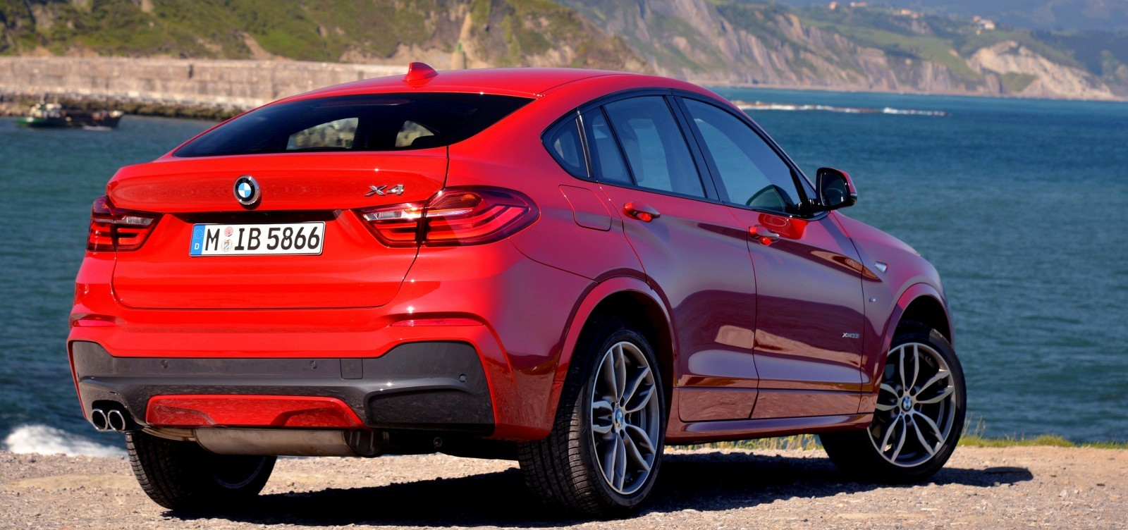 Update2 Debut Photos - 2015 BMW X4 Arriving Now to USA BMW Dealers 71