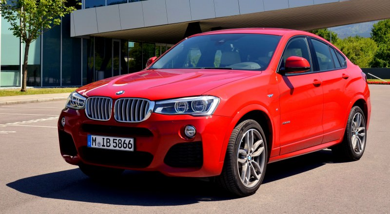 Update2 Debut Photos - 2015 BMW X4 Arriving Now to USA BMW Dealers 73