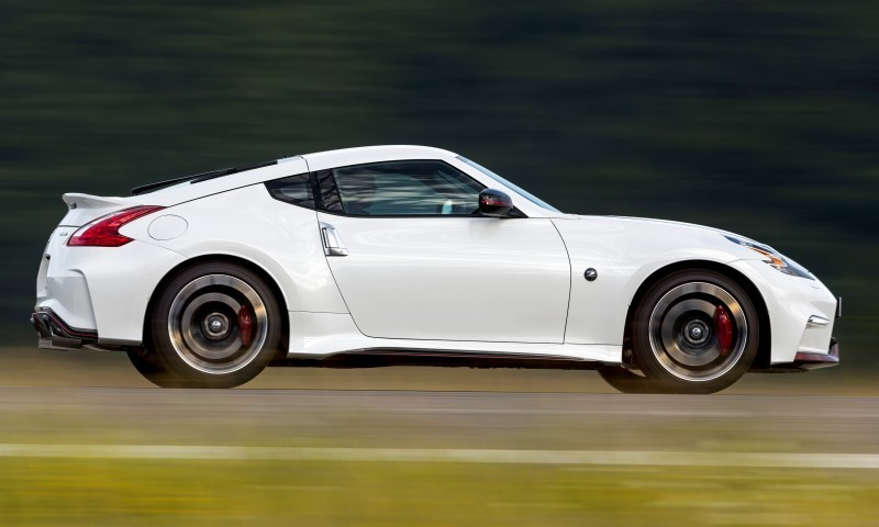 Update2 New Photos! 2015 Nissan 370Z NISMO Facelift 10