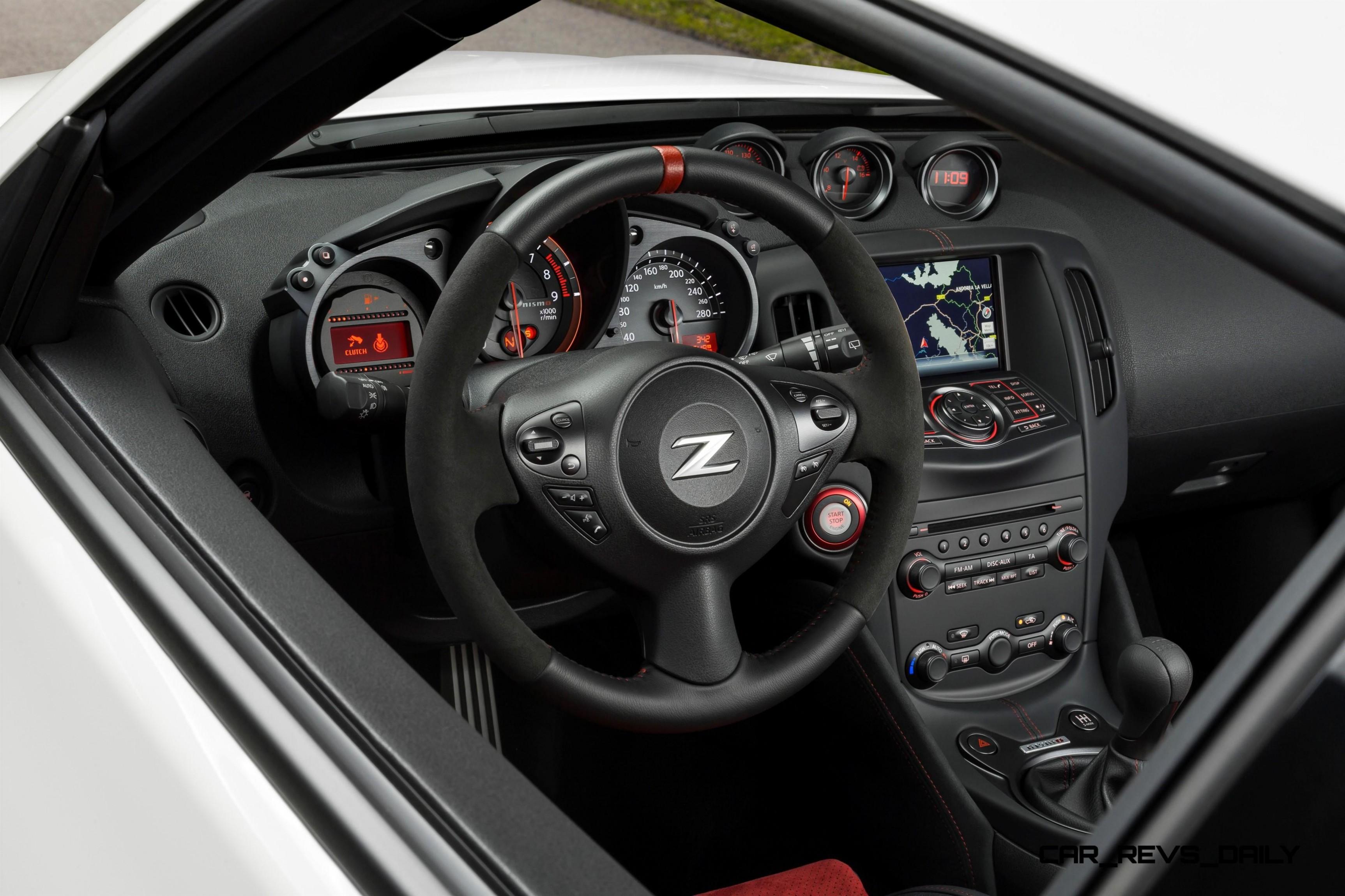 Update2 New Photos! 2015 Nissan 370Z NISMO Facelift