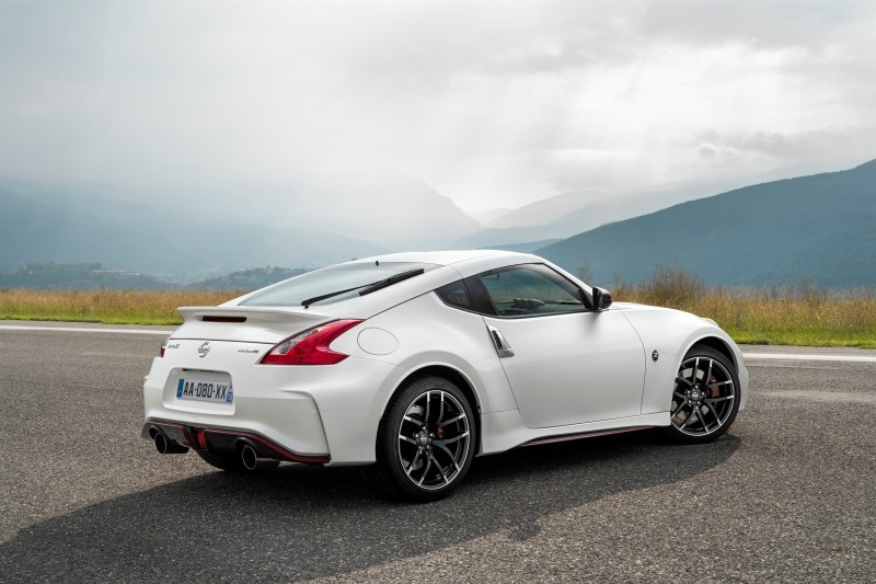 Update2 New Photos! 2015 Nissan 370Z NISMO Facelift 3