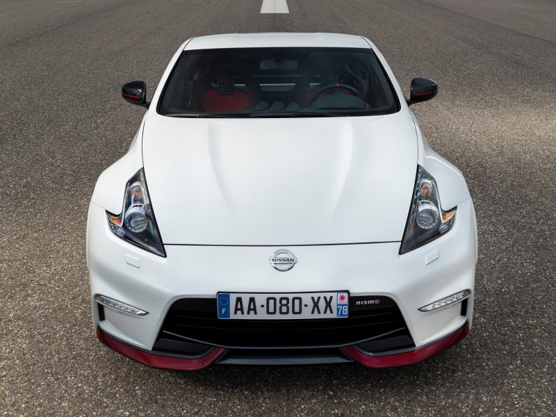 Update2 New Photos! 2015 Nissan 370Z NISMO Facelift 4
