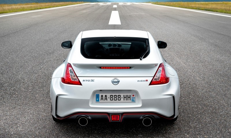 Update2 New Photos! 2015 Nissan 370Z NISMO Facelift 5