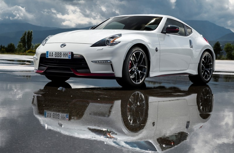 Update2 New Photos! 2015 Nissan 370Z NISMO Facelift 7