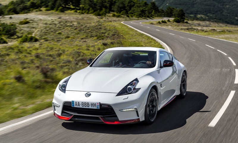 Update2 New Photos! 2015 Nissan 370Z NISMO Facelift 9