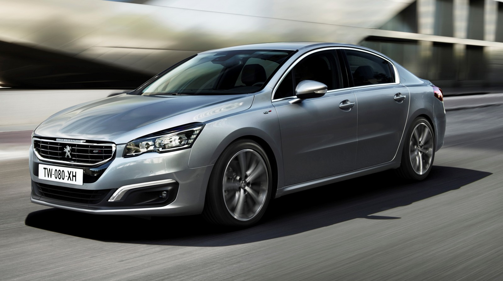 Update2 New Photos - 2015 Peugeot 508 Facelifted With New LED DRLs, Box-Design Beams and Tweaked Cabin Tech 16