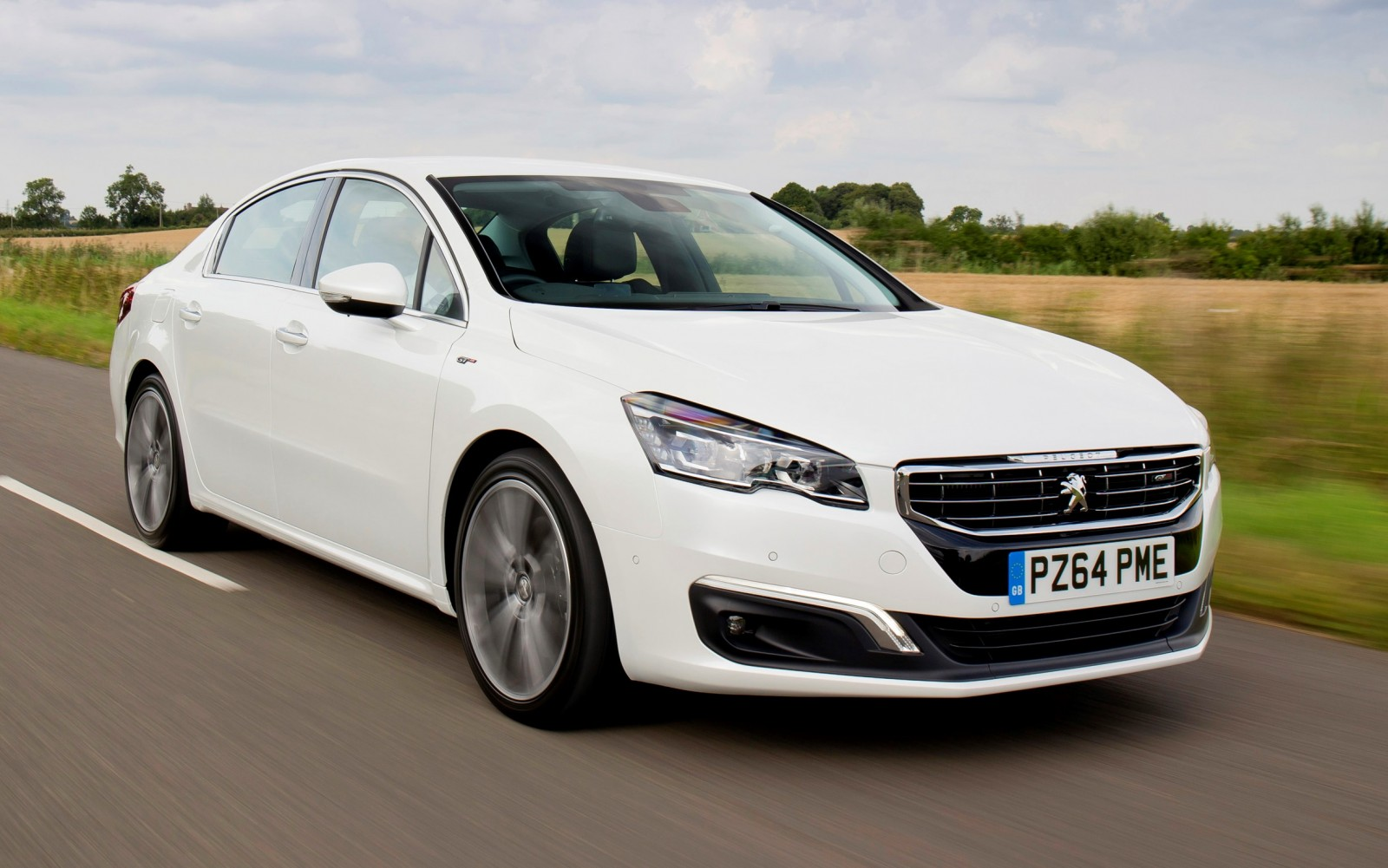 Update2 New Photos - 2015 Peugeot 508 Facelifted With New LED DRLs, Box-Design Beams and Tweaked Cabin Tech 6