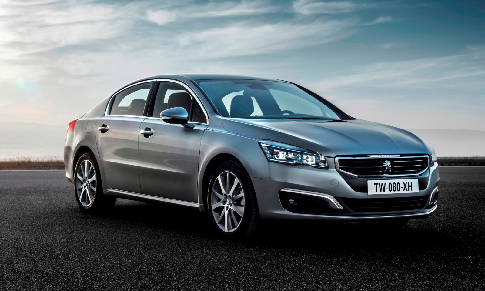 Update2 New Photos - 2015 Peugeot 508 Facelifted With New LED DRLs, Box-Design Beams and Tweaked Cabin Tech 7