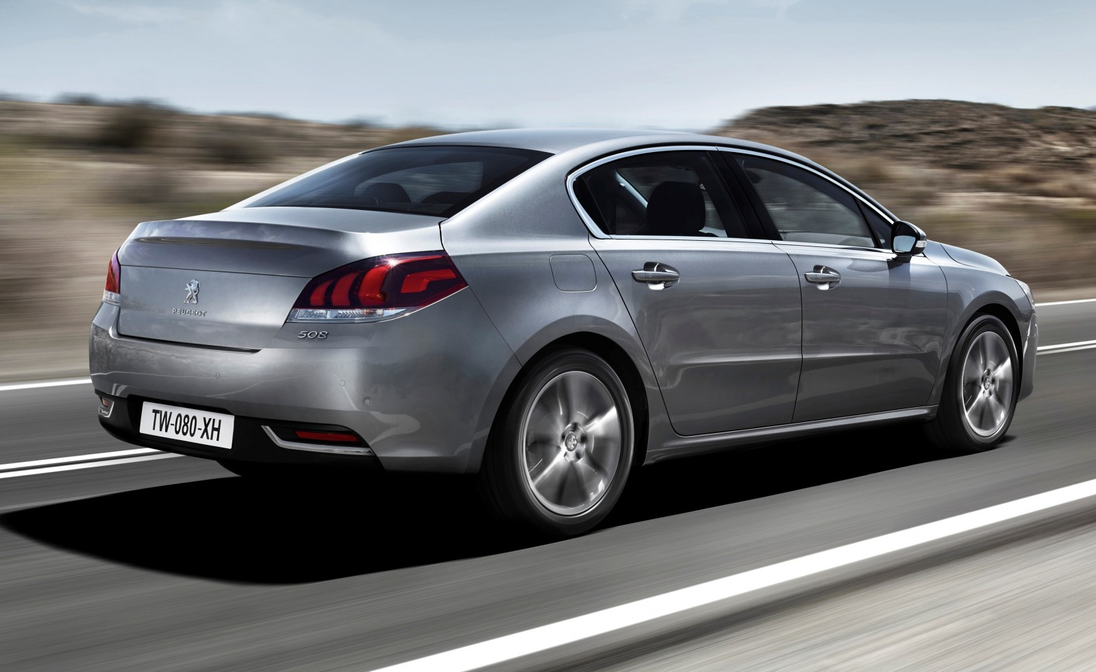 Update2 New Photos - 2015 Peugeot 508 Facelifted With New LED DRLs, Box-Design Beams and Tweaked Cabin Tech 9