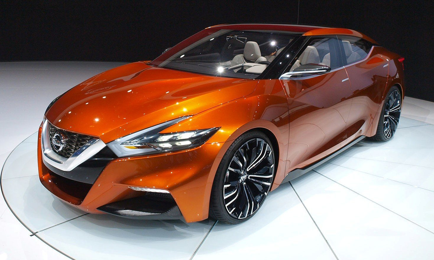 2015 Nissan Maxima >> Updated - 2014 Nissan Sports Sedan Concept Brings 3.5-in ...