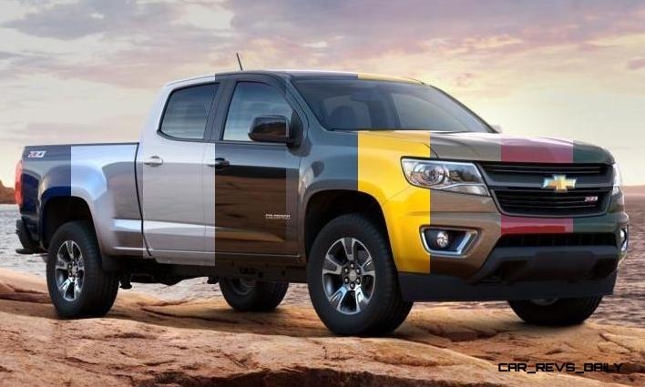 2015 chevy colorado z71. 2015 chevrolet colorado z71 colors gallery chevy e