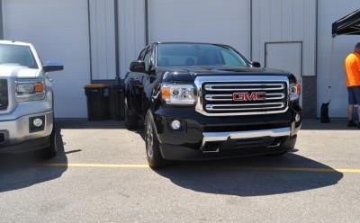 Updated With Real-Life Photos 302HP 2015 GMC Canyon All-Terrain 2