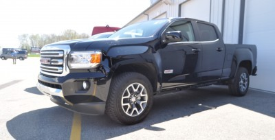 Updated With Real-Life Photos 302HP 2015 GMC Canyon All-Terrain 7