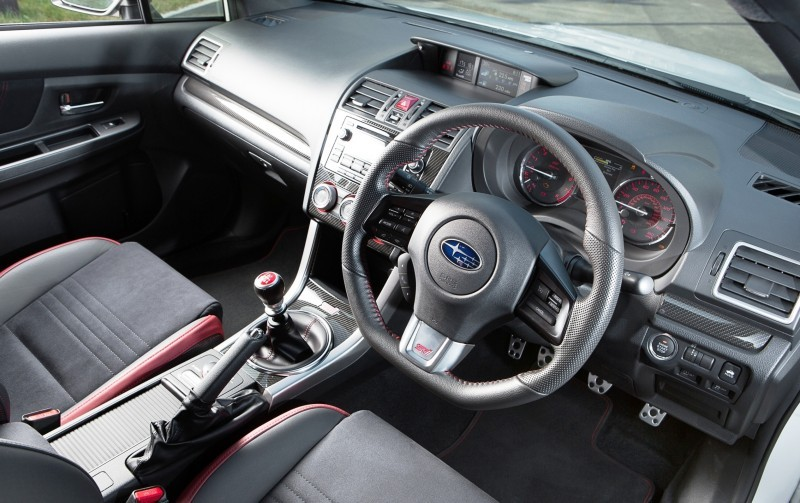 Updated with 20 Sexy New Photos - Track Test Review - 2015 Subaru WRX STI 11