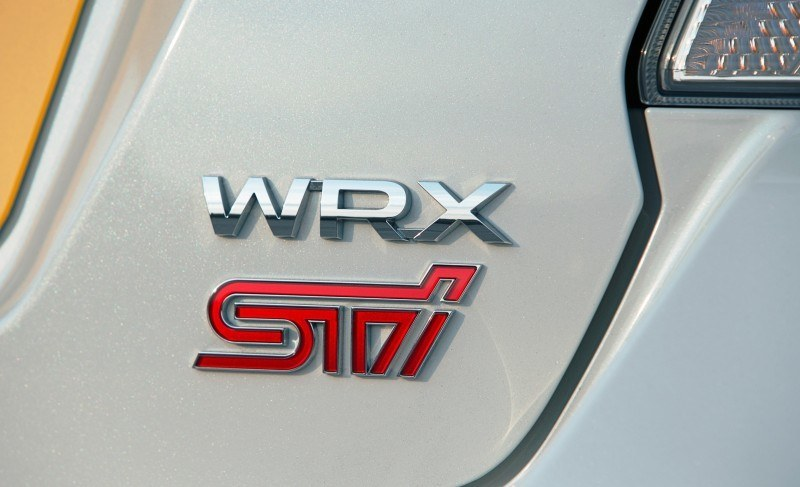 Updated with 20 Sexy New Photos - Track Test Review - 2015 Subaru WRX STI 14