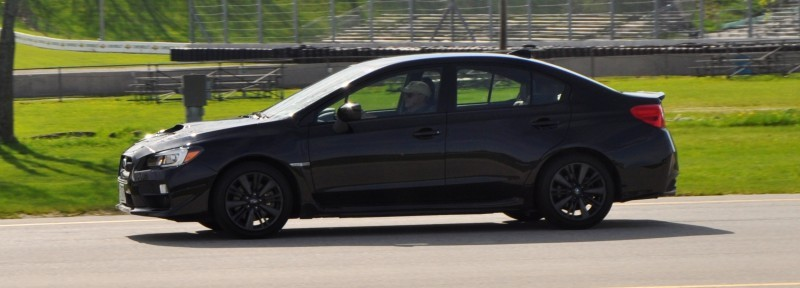 Updated with 37 High-Res Photos - Track Review - 2015 Subaru WRX Automatic 35