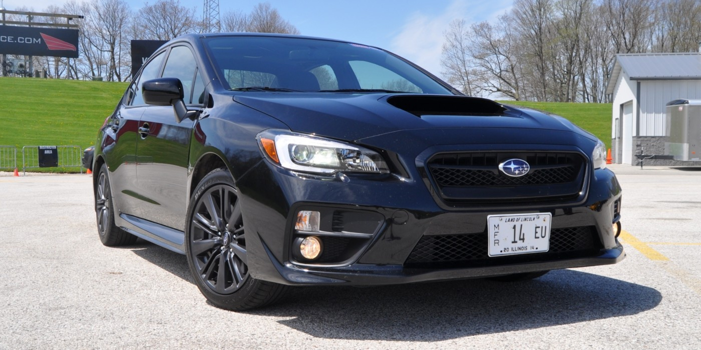 updated with 37 high res photos track review 2015 subaru wrx automatic 5. Black Bedroom Furniture Sets. Home Design Ideas