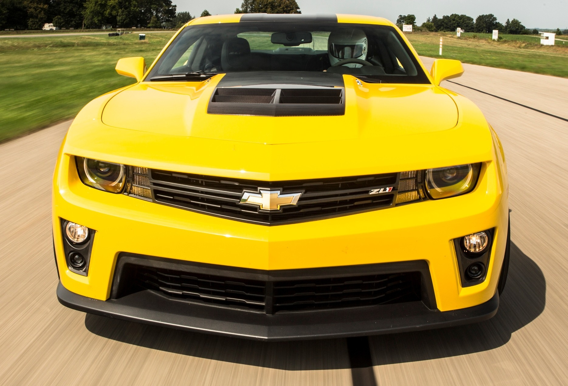 Musclecar Mega Galleries 2015 Chevrolet Camaro 1le Zl1