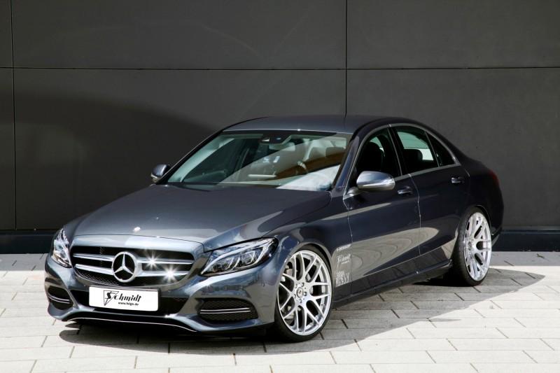 VOLKER SCHMIDT 2015 Mercedes-Benz C-Class W205  1