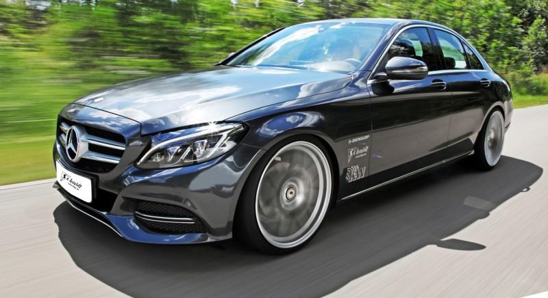 VOLKER SCHMIDT 2015 Mercedes-Benz C-Class W205  14