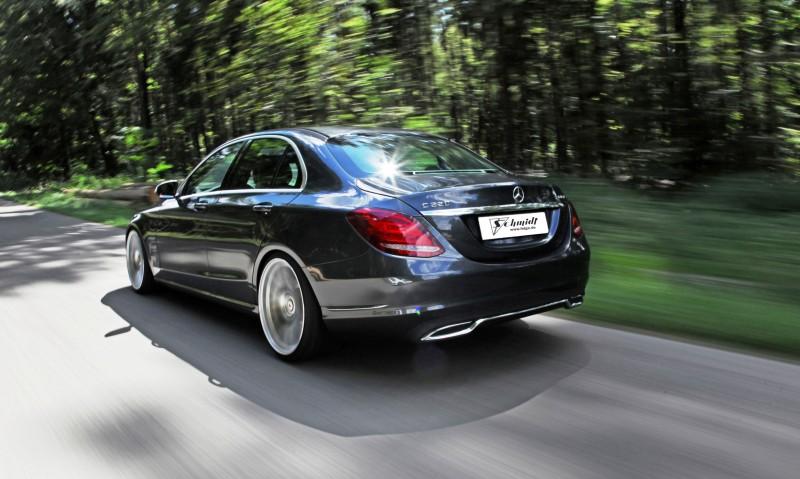 VOLKER SCHMIDT 2015 Mercedes-Benz C-Class W205  16