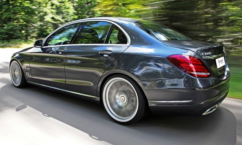 VOLKER SCHMIDT 2015 Mercedes-Benz C-Class W205  17
