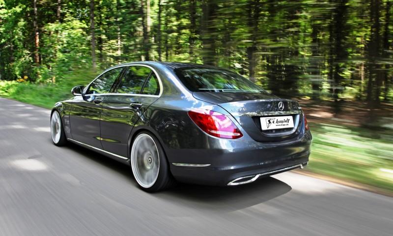 VOLKER SCHMIDT 2015 Mercedes-Benz C-Class W205  18