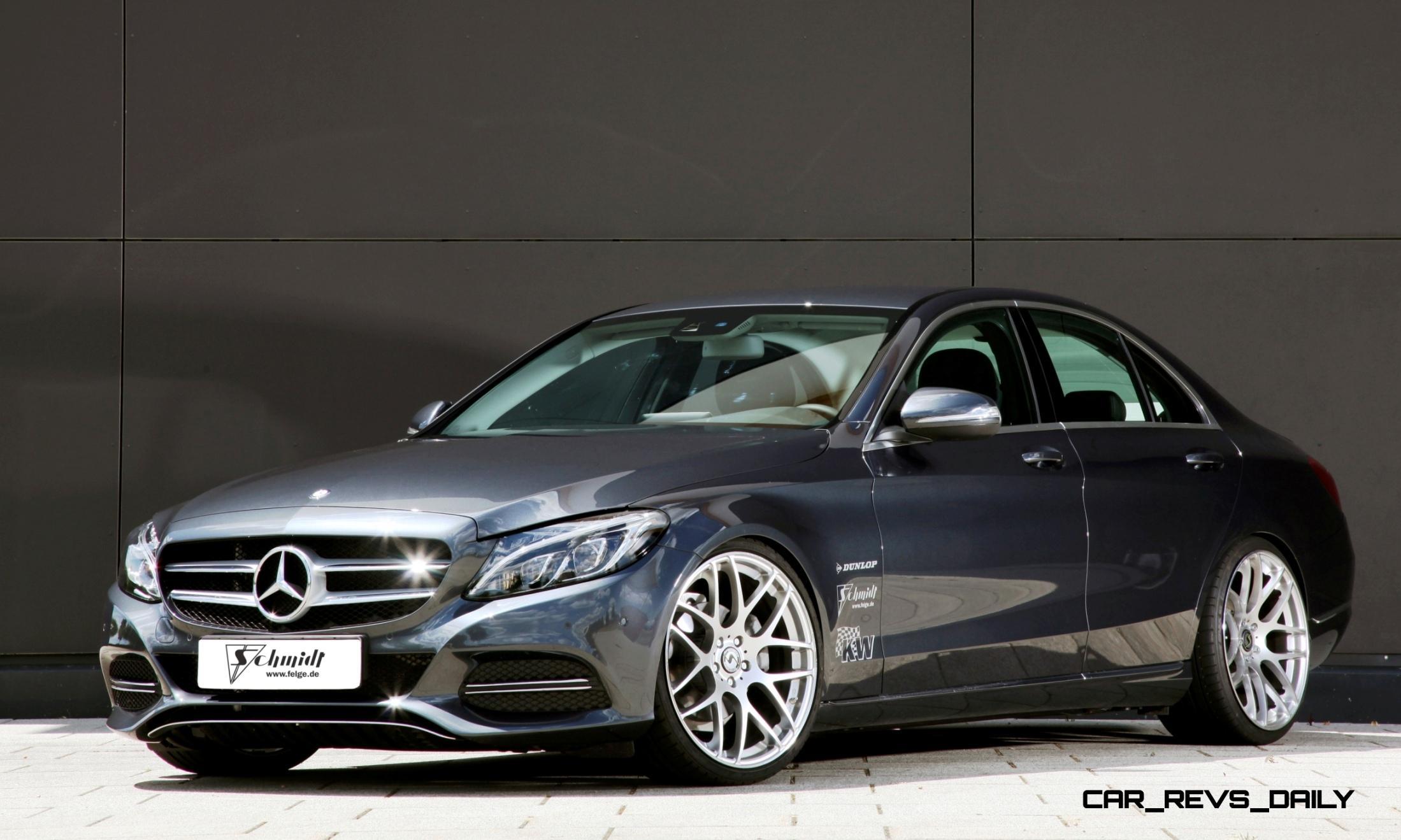 Volker schmidt 2015 mercedes benz c class is low and lean for Mercedes benz w205
