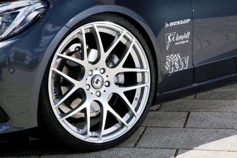 VOLKER SCHMIDT 2015 Mercedes-Benz C-Class W205  4