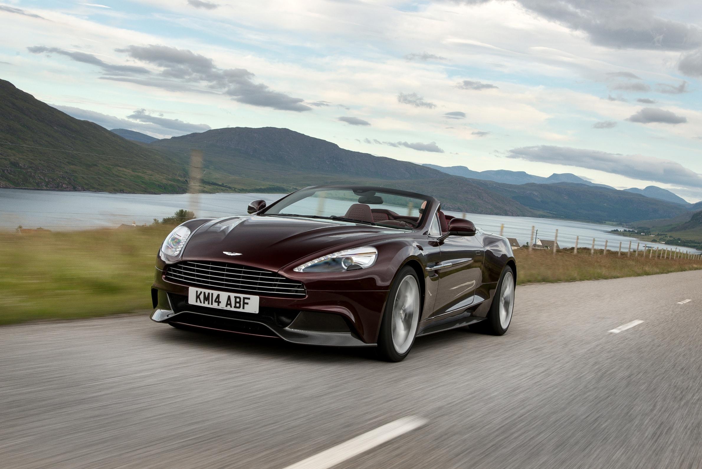 2015 Aston Martin Works 60th Anniversary Vanquish