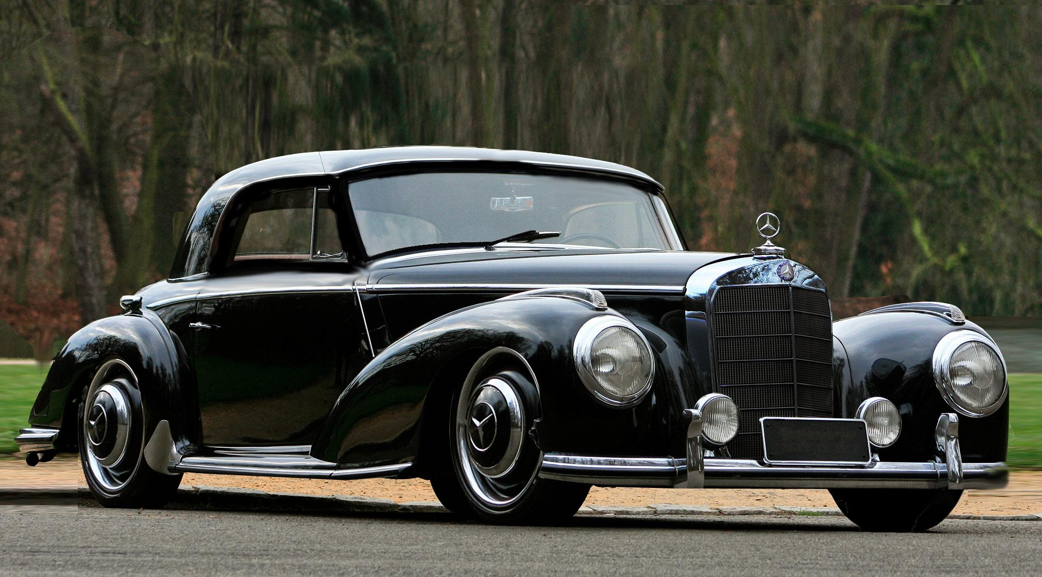 Mercedes benz sebastian motsch 300s vintage stylish cars for Mercedes benz models