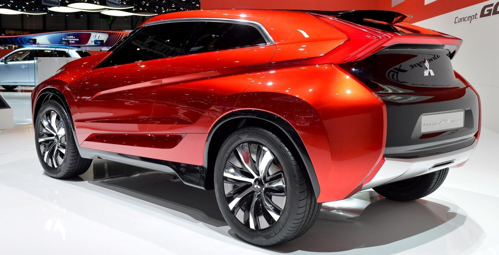 Design Analysis 2014 Mitsubishi Concept Xr Phev