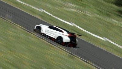 Vision GranTurismo Scores a Super Evo! Mitsubishi Concept XR-PHEV is Super Widetrack Racer 10
