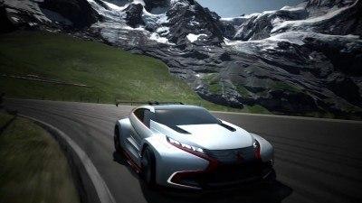 Vision GranTurismo Scores a Super Evo! Mitsubishi Concept XR-PHEV is Super Widetrack Racer 16