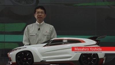 Vision GranTurismo Scores a Super Evo! Mitsubishi Concept XR-PHEV is Super Widetrack Racer 21