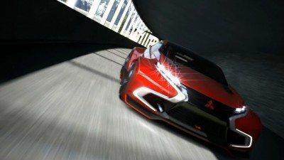 Vision GranTurismo Scores a Super Evo! Mitsubishi Concept XR-PHEV is Super Widetrack Racer 34