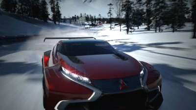 Vision GranTurismo Scores a Super Evo! Mitsubishi Concept XR-PHEV is Super Widetrack Racer 41