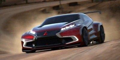 Vision GranTurismo Scores a Super Evo! Mitsubishi Concept XR-PHEV is Super Widetrack Racer 44