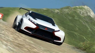 Vision GranTurismo Scores a Super Evo! Mitsubishi Concept XR-PHEV is Super Widetrack Racer 56