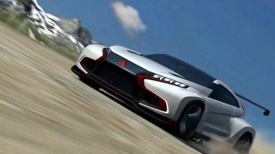 Vision GranTurismo Scores a Super Evo! Mitsubishi Concept XR-PHEV is Super Widetrack Racer 58