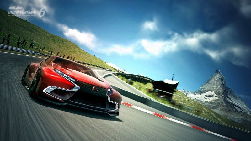 Vision GranTurismo Scores a Super Evo! Mitsubishi Concept XR-PHEV is Super Widetrack Racer 69