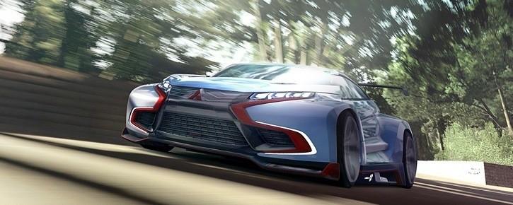 Vision GranTurismo Scores a Super Evo! Mitsubishi Concept XR-PHEV is Super Widetrack Racer 74